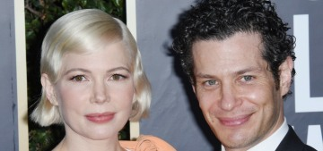 Michelle Williams 'fell in love' with Thomas Kail, 'she is happy & fulfilled'