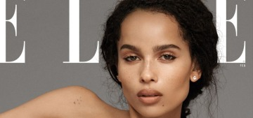 Zoe Kravitz on her bulimia: 'I am very vigilant. It's a disease, I never let myself forget that'