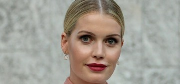 Lady Kitty Spencer, 29, is engaged to a 61-year-old millionaire
