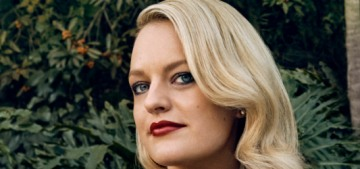 Elisabeth Moss on her part in 'Girl Interrupted': Angelina Jolie 'was still this force'