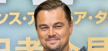 Leonardo DiCaprio helped save a man who fell off a cruise ship
