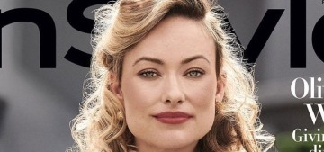 Olivia Wilde celebrates the 'Daisy Chain' of women lifting up other women