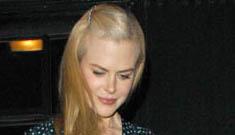 Is Nicole Kidman pregnant too?