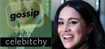 'Gossip With Celebitchy' podcast #39: Sussexit special bonus episode