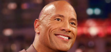 Dwayne The Rock Johnson is getting an NBC show about his life called Young Rock