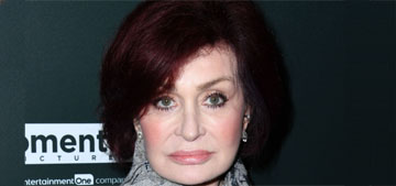 Sharon Osbourne now claims she didn't fire her assistant after her house fire