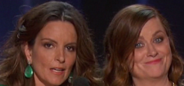 Tina Fey and Amy Poehler will host the Golden Globes next year