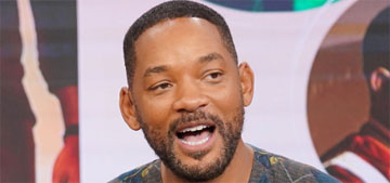 Will Smith surprises receptionist for her retirement, 30 years later