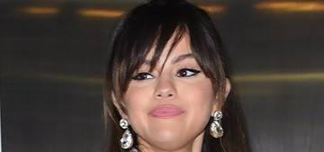 Selena Gomez got 'curtain bangs' or some shaggy fringe: love it or hate it?