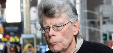 Stephen King did some bad tweets about how we shouldn't consider diversity in art