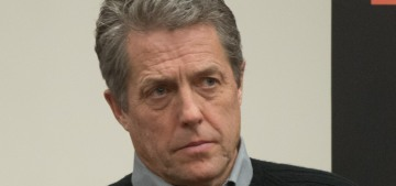 Hugh Grant supports Sussexit: 'I'm rather on Harry's side, I have to say'