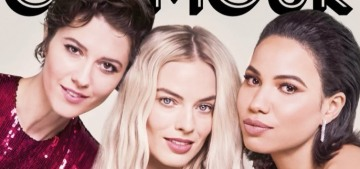 Margot Robbie & the 'Birds of Prey' discuss the female gaze & female friendship
