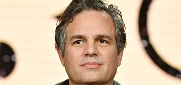 Mark Ruffalo gained 30 pounds to play a larger twin of himself