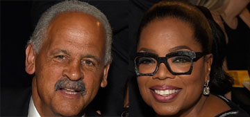 Oprah says that if she'd married Stedman they'd be divorced by now
