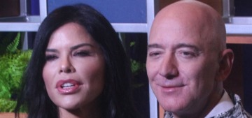 Jeff Bezos & Lauren Sanchez make their red carpet couple debut in Mumbai, India