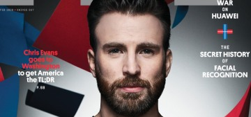 Chris Evans launches his political-explainer website, A Starting Point, next month