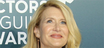 Laura Dern won at the SAGs, she'll get the Oscar that should go to Jennifer Lopez