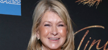 Martha Stewart comments on Goop's $75 vadge candle: I wouldn't buy that