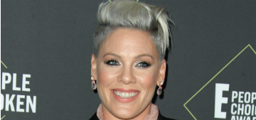 Pink: My talent is far more important than my face