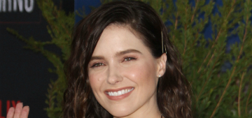 Sophia Bush fought with 'One Tree Hill' boss over teen character's underwear scenes