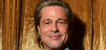 Brad Pitt is 'completely sober now' & he 'apologized' to Jennifer Aniston