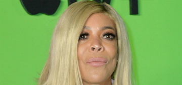 Wendy Williams denies farting on air, blames it on a science experiment backstage