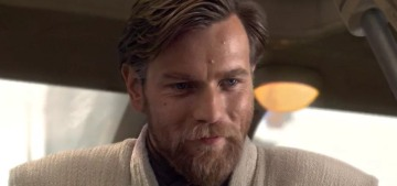The Obi-Wan Kenobi series was put on hold because the scripts were trash