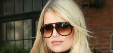 Jessica Simpson's husband Eric Johnson stopped drinking when she did