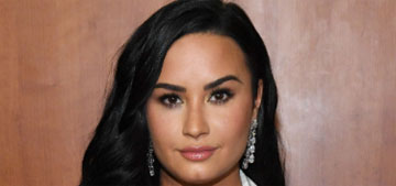 Demi Lovato did a comeback performance at the Grammys and it was incredible