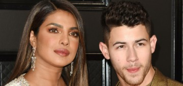 Priyanka Chopra in Ralph & Russo at the 2020 Grammys: a complete disaster?