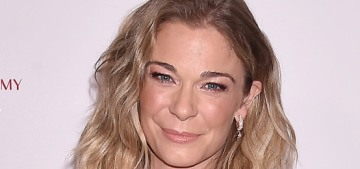 LeAnn Rimes & Eddie Cibrian attended the pre-Grammys MusiCares event
