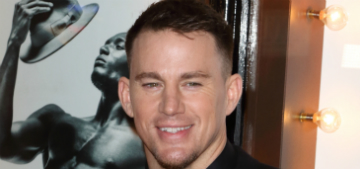 Channing Tatum praises Jessie J's 'infinite and untouchable beauty'