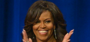 Michelle Obama won a Grammy for the audiobook version of Becoming
