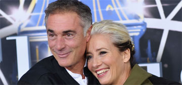 Emma Thompson's husband, Greg Wise, thought he was destined to marry Kate Winslet