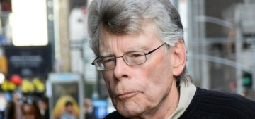 Stephen King: The Oscars are 'still rigged in favor of white people'