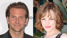 Bradley Cooper has dinner with… Rachel McAdams
