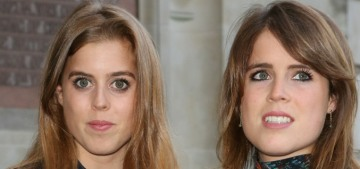 Princess Beatrice & Eugenie are pushed as 'replacements' for the Sussexes