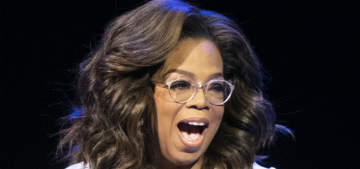 Oprah to address controversy over her book club pick, 'American Dirt'