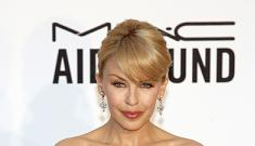 Kylie Minogue says her body's not what it was after cancer