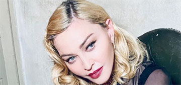 Madonna is canceling concerts due to undisclosed injuries
