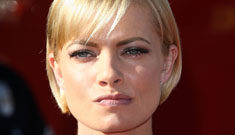 Did Jaime Pressly have an embarassing accident caught on tape? (update)