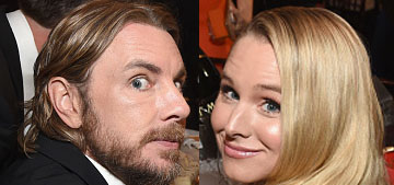 Kristen Bell and Dax Shepard had a screaming fight recently, didn't talk for 3 days