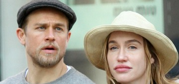 Charlie Hunnam tries to walk back his dumb comments about marriage