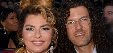 Shania Twain calls marrying her husband's mistress's ex husband 'beautifully twisted'