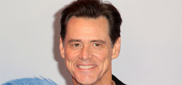 Jim Carrey: 'I think everybody should be naked, in some way, somewhere in nature'