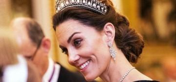 Duchess Kate gets all of the royal jewels because she's BFFs with Angela Kelly