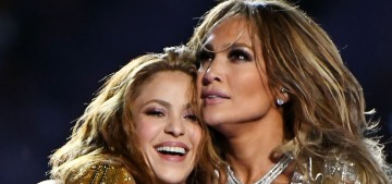 Jennifer Lopez & Shakira put together a very good Super Bowl Halftime show