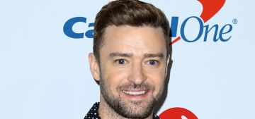 Sources close to Justin Timberlake insist that Justin Timberlake is not a douche