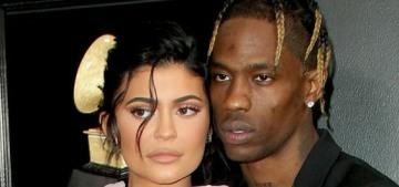 Kylie Jenner & Travis Scott are probably back together, four months after their split