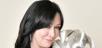 Shannen Doherty reveals that her cancer has returned and it's stage 4